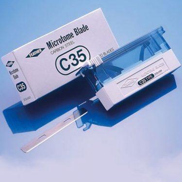 تیغ میکروتوم c35