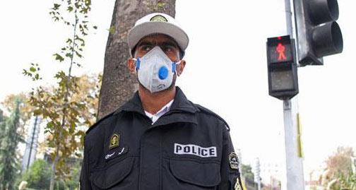 ماسک مناسب هوای آلوده