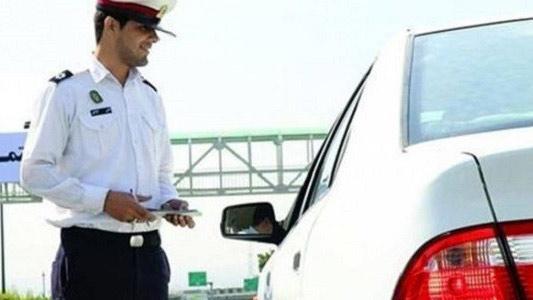 طرح کنترل سلامت رانندگان توسط پلیس