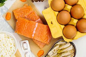 خوراکی های حاوی ویتامین دی | چه مواد غذایی ویتامین دی دارند