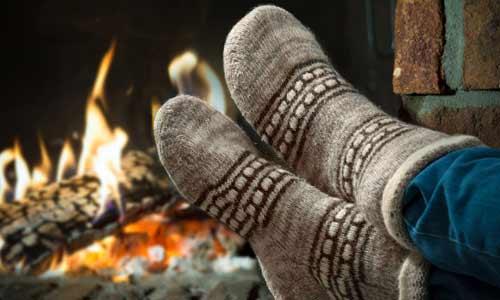 سردی پا