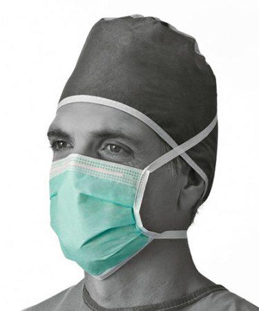 ماسک جراحی بند دار