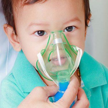 ماسک اکسیژن اطفال
