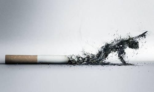 سیگار   علت سردی پا