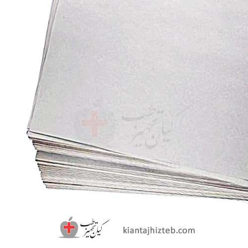 کاغذ گرافت 40 گرمی سفید 14 کیلو