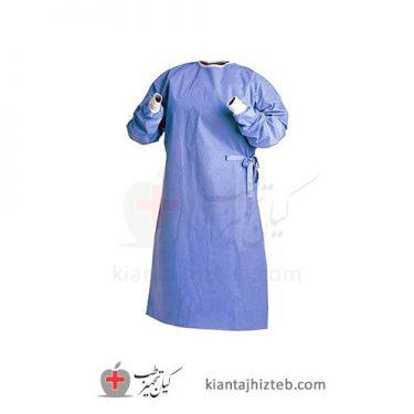 گان جراح غیر استریل