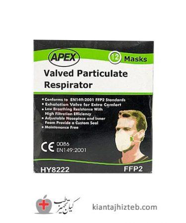 ماسک فیلتردار APEX