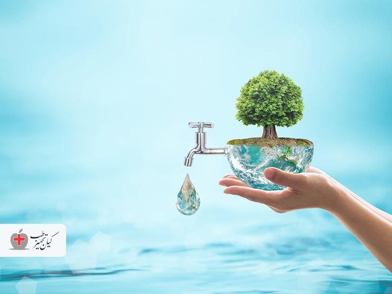 افزایش مصرف آب در مهریز یزد به خاطر کرونا