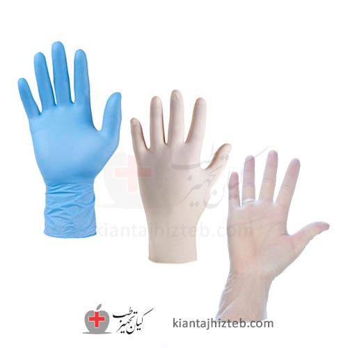 پک ویژه دستکش پزشکی