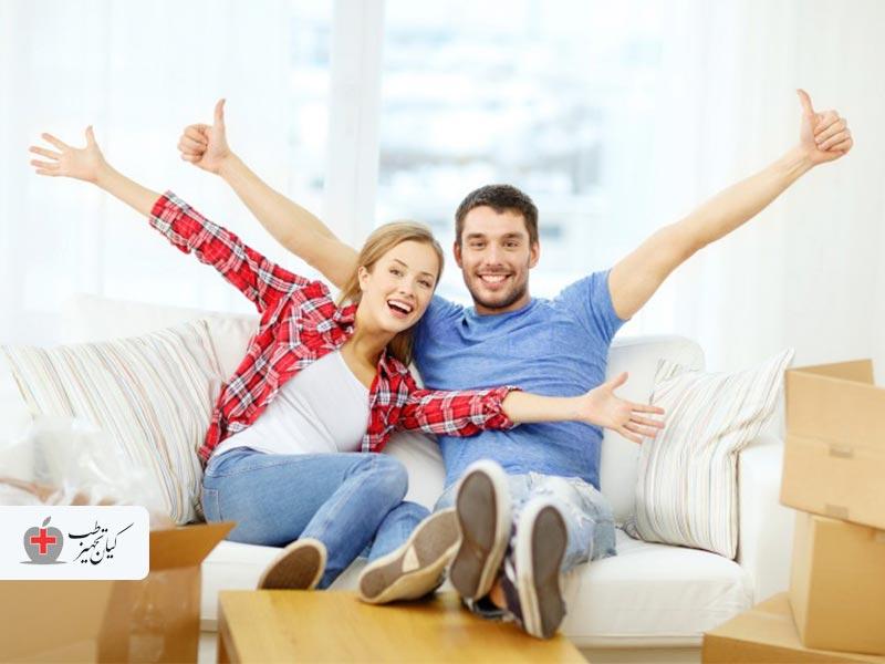 افزایش میل جنسی برای زوجین