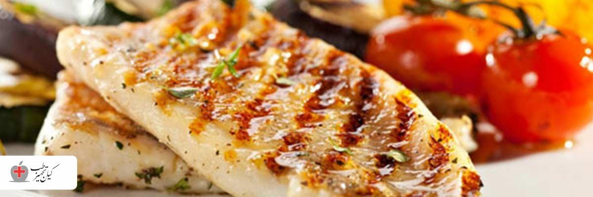 افزایش میل جنسی با ماهی