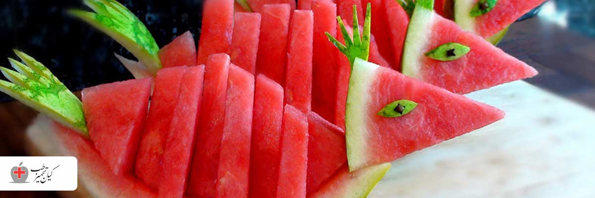 هندوانه و افزایش میل جنسی