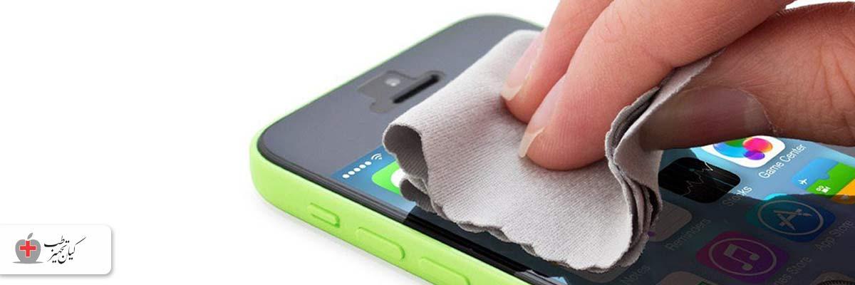 اسپری ضدعفونی کننده میکروزدا برای موبایل