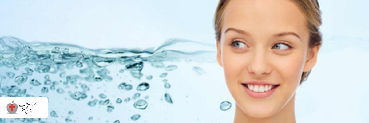 خنک کردن پوست برای جلوگیری از جوش صورت