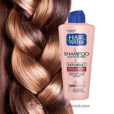 شامپو موهای رنگ شده کامان