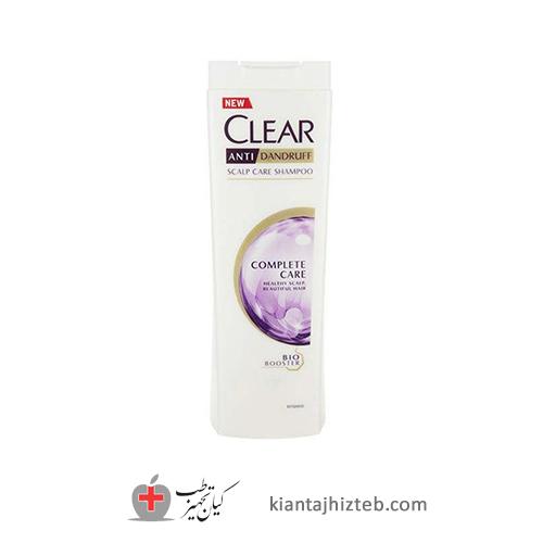 شامپو ضد شوره کلیر زنانه complete care