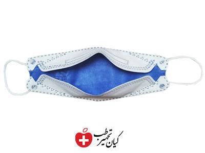 ماسک سه بعدی کاربنی