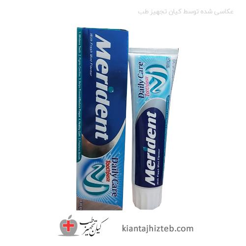 خمیر دندان نعنایی مریدنت