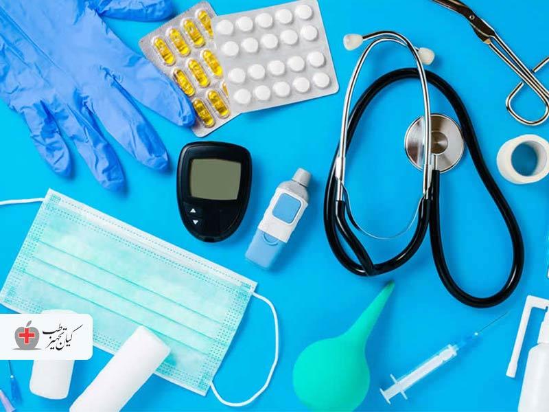 اثر رنگ آبی در بیمارستان ها