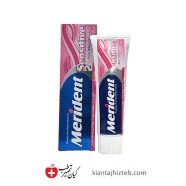 خمیر دندان مریدنت دندان های حساس