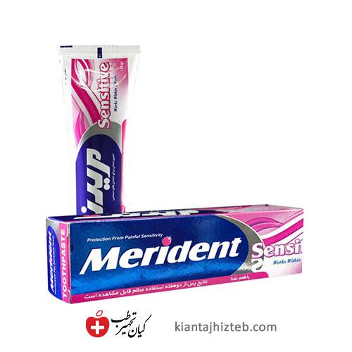 خمیر دندان مریدنت sensitive