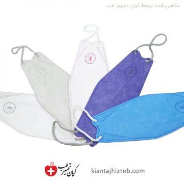 ماسک سه بعدی کودک چهار لایه بوفالو