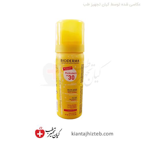 اسپری ضد آفتاب بایودرما