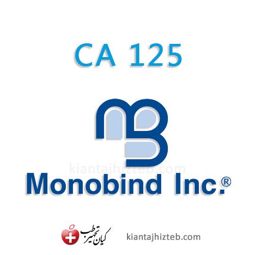 کیت تست CA 125 برند Monobind ـ 96 تستی