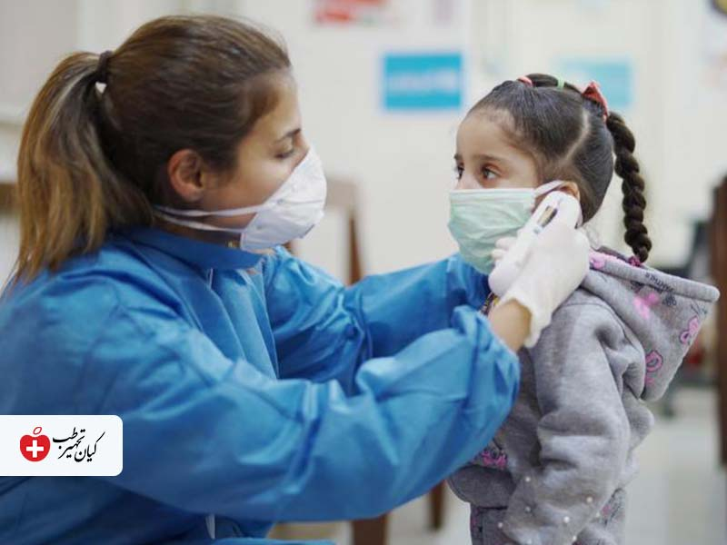 خطر ویروس دلتا برای کودکان