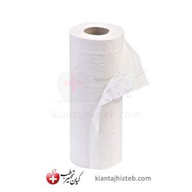 رول ملحفه یکبار مصرف برند KTT عرض 60 طول 20