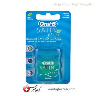 نخ دندان Oral-B مدل SATIN floss